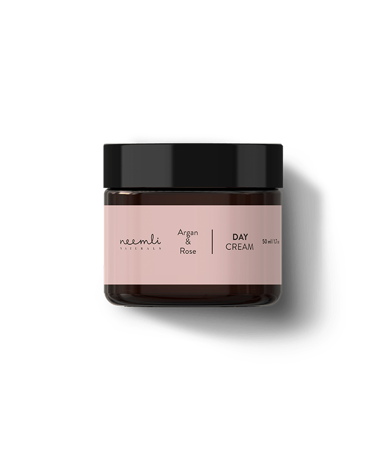 Argan and Rose Day Cream