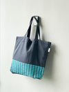 Houndstooth Blue Set