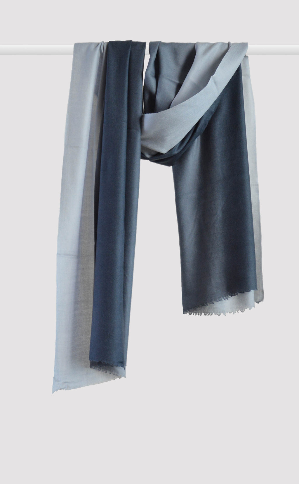 Merino Ombre - Charcoal Grey