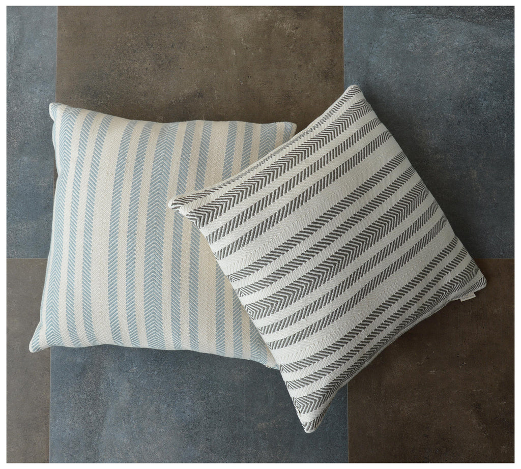 Sea Striped Cushion
