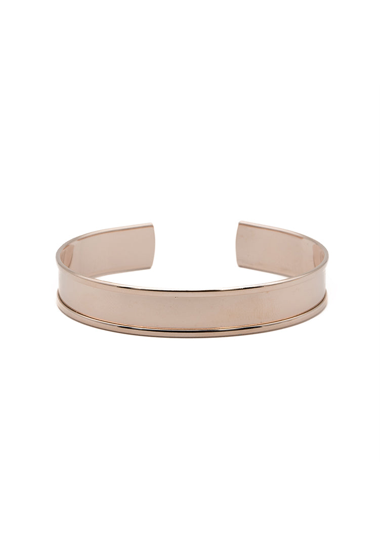 Classic Stackable Bangle - Rose Gold