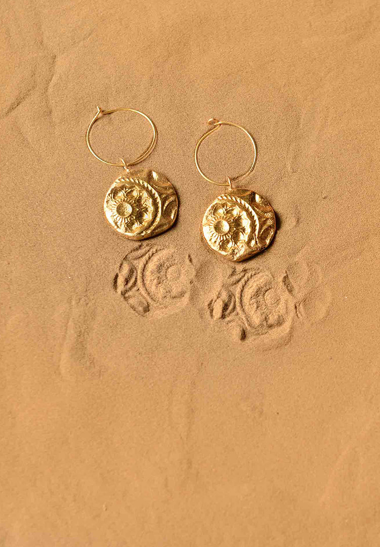Fossil Hoops 2