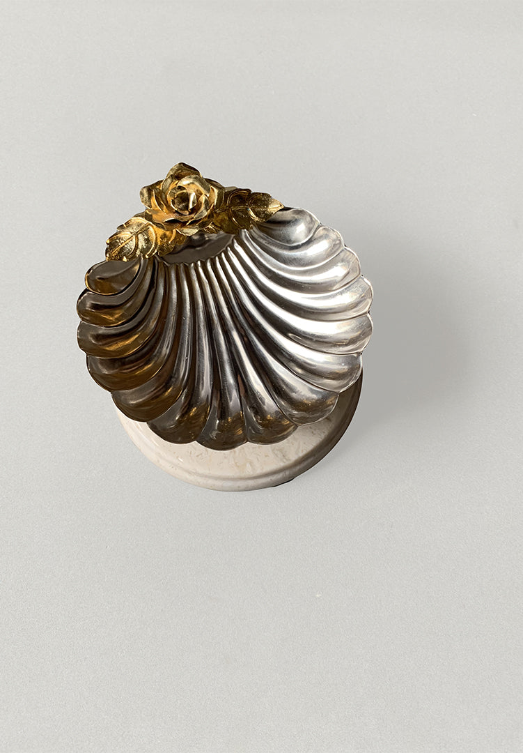 Silver Plated Shell Holder