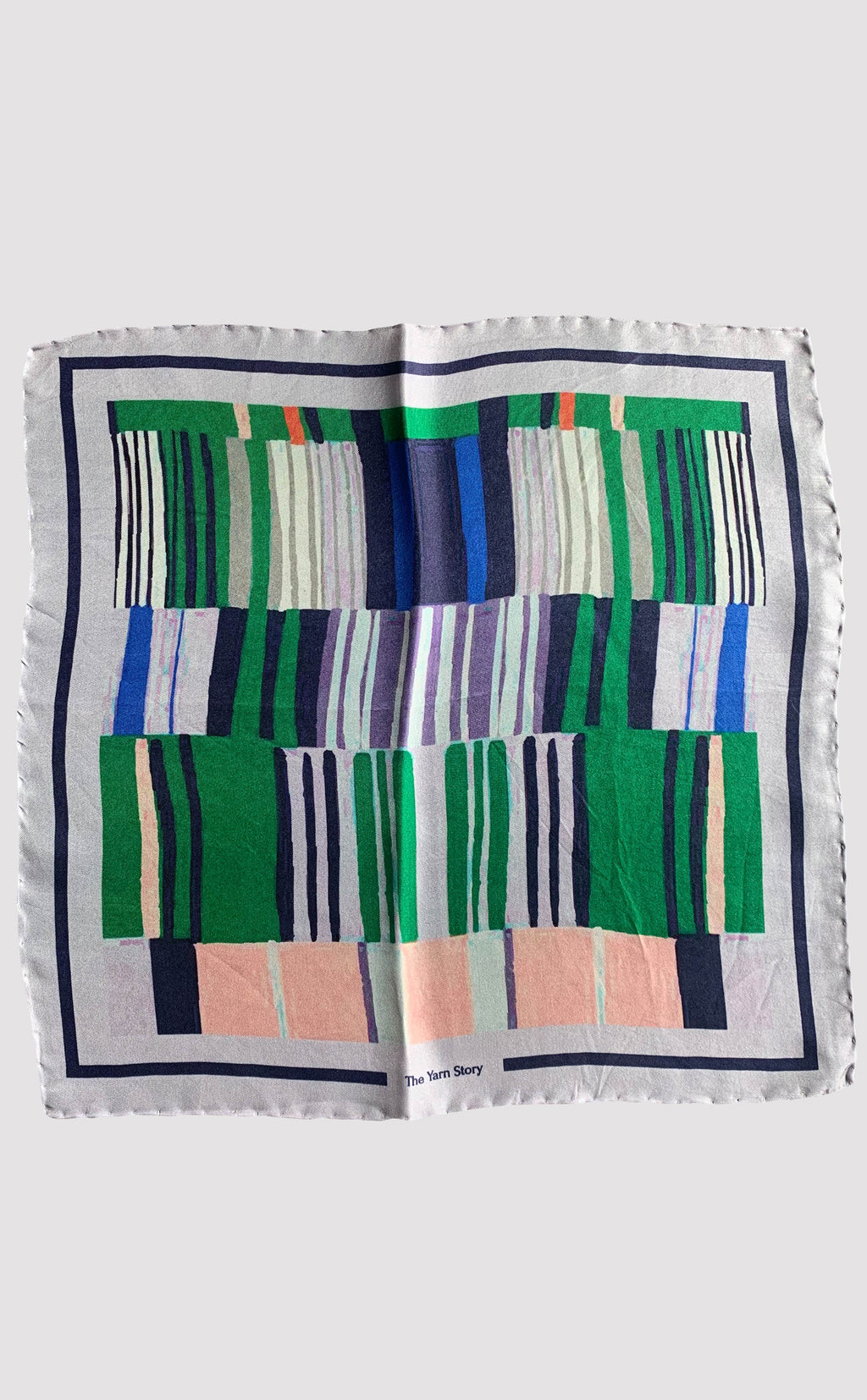 New Leaf Pocket Square