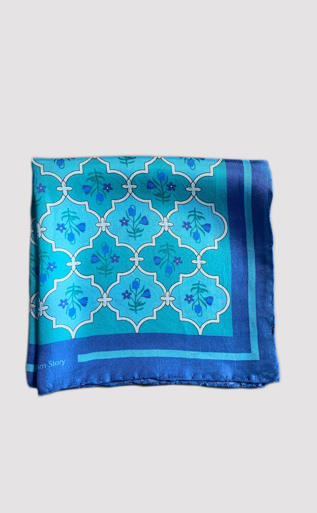 Bagh Pocket Square