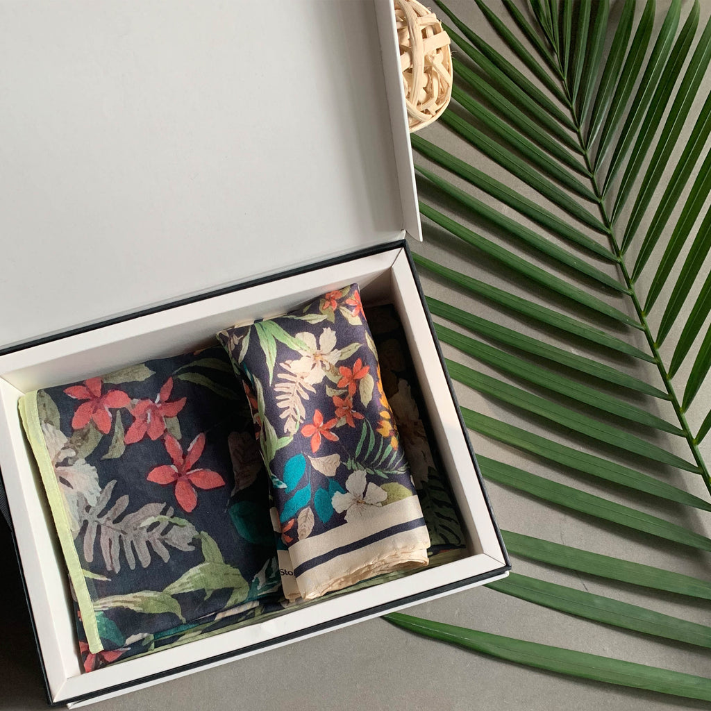 Tropical Jungle Gift Set