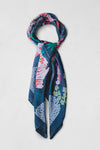Raas - Blue Medium Scarf