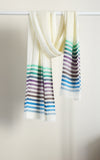 Merino Stripes Stole Gift