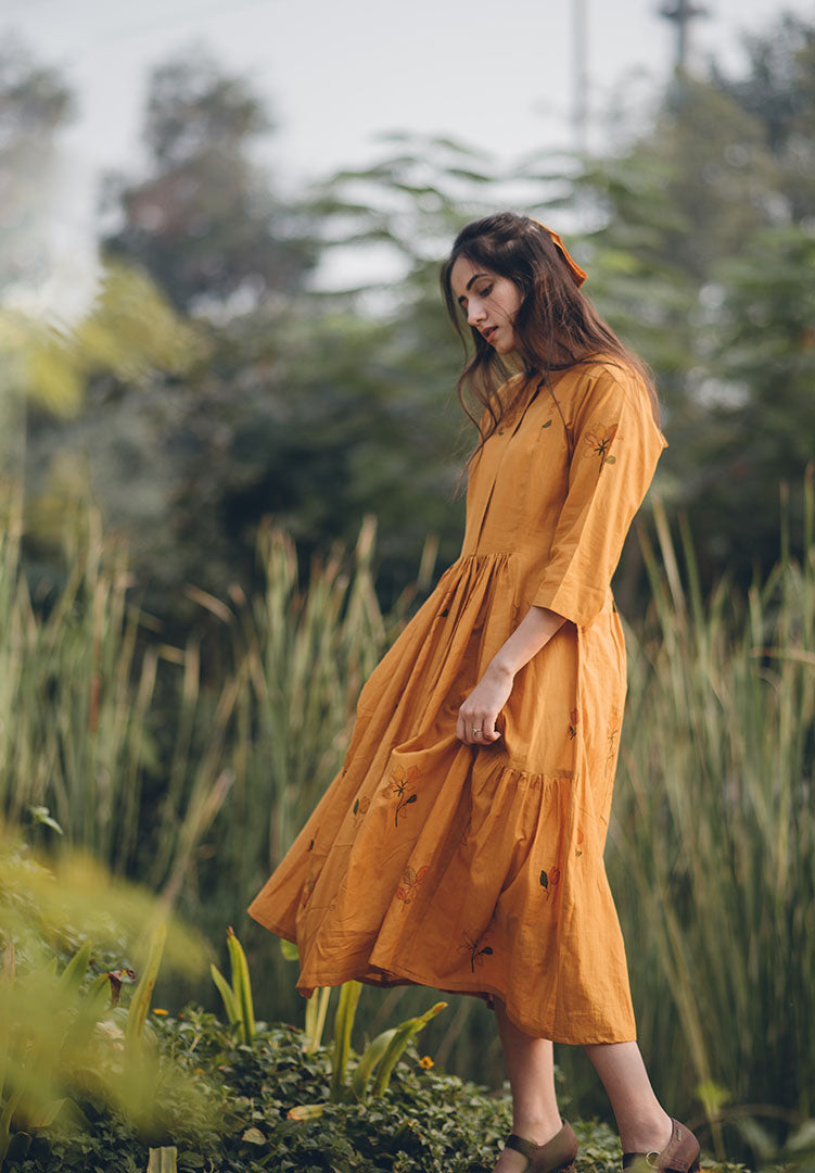 Walking in the Meadow Dress