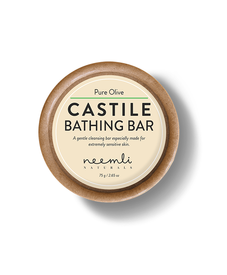 Pure Olive Castile Bathing Bar