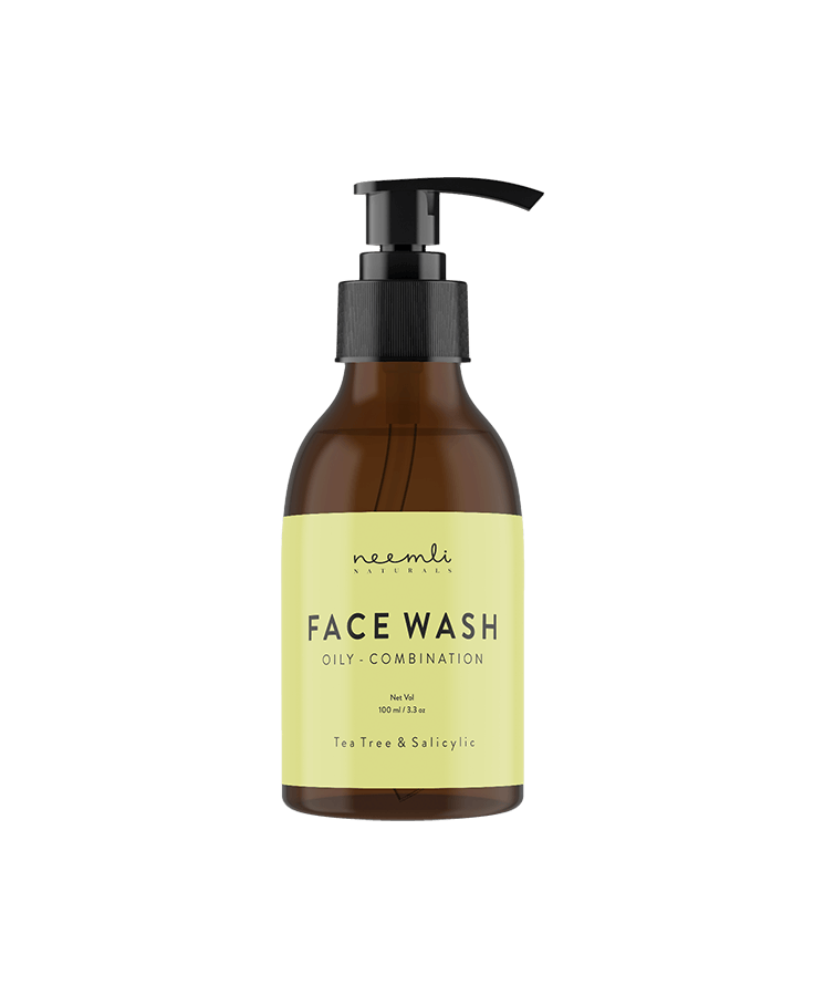 Tea Tree & Salicylic Face Wash