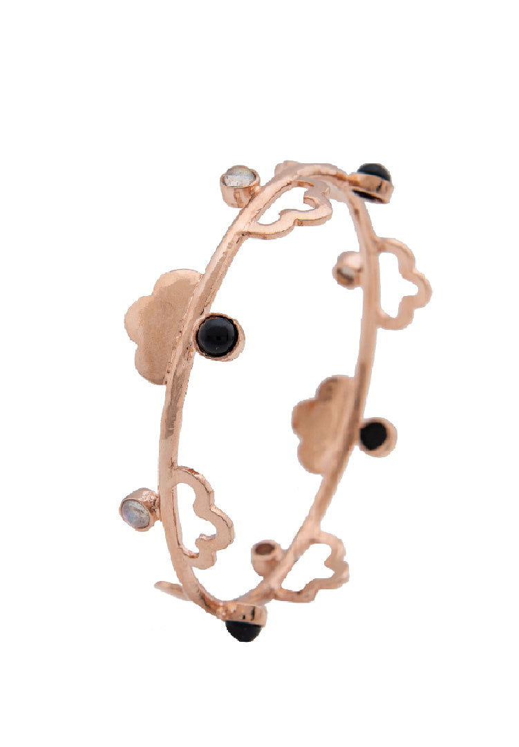 Demi Fleur Studded Bangle