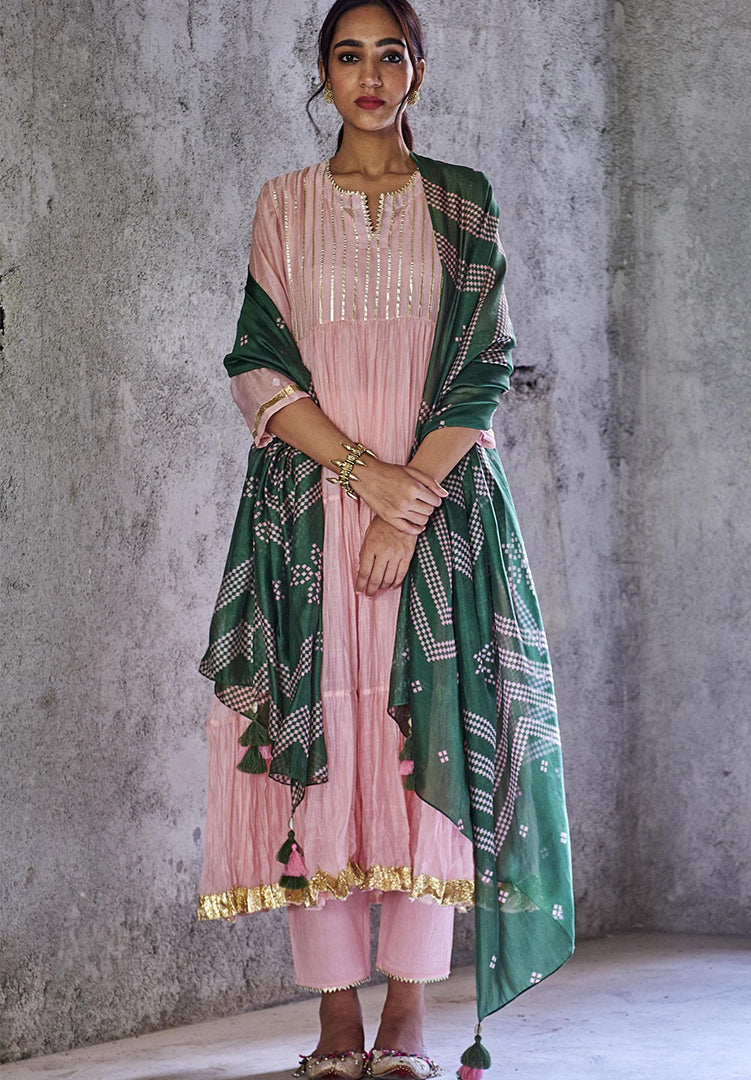 Padmani Anarkali Set