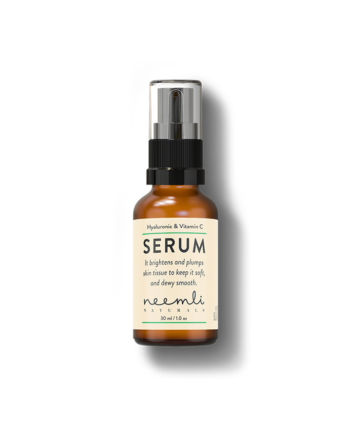 Hyaluronic & Vitamin C Serum