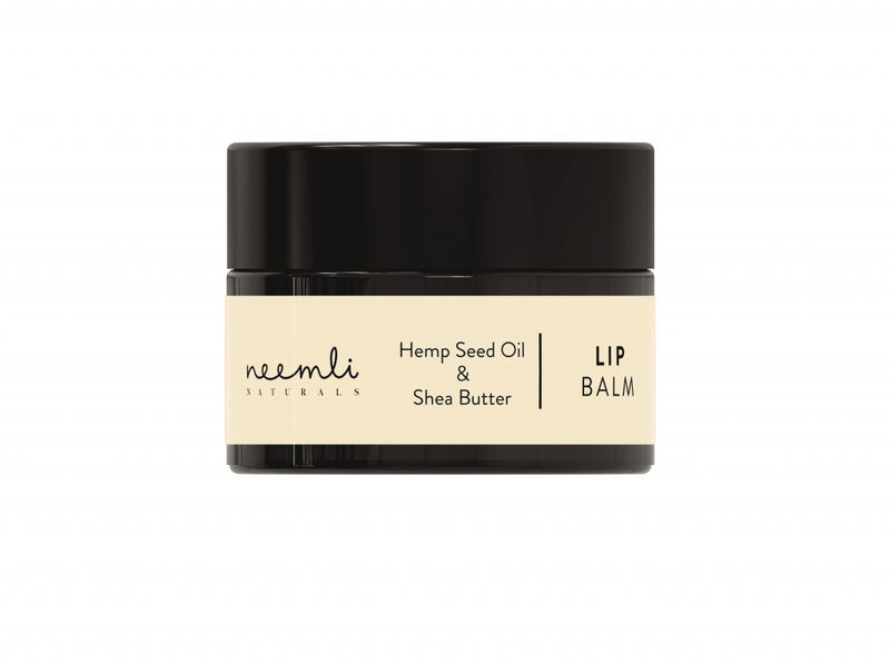 Hemp Seed Oil & Shea Butter Lip Balm