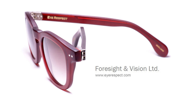 British Foresight & Vision has the very best handmade eyewear