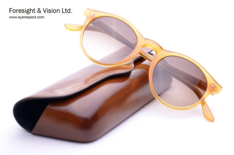 The finest handmade eyewear by Foresight & Vision