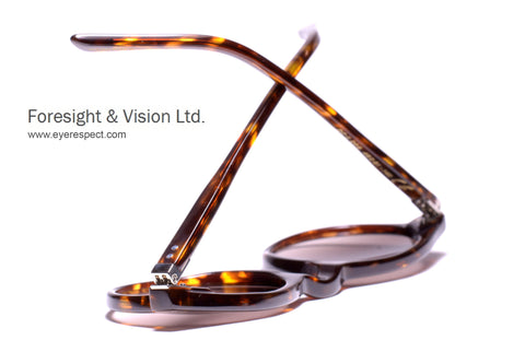 Shop handmade independent British Eyewear, have Foresight & Vision