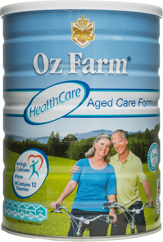 Oz Farm Age Care 900g