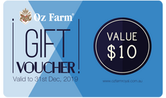 Oz Farm Gift Voucher