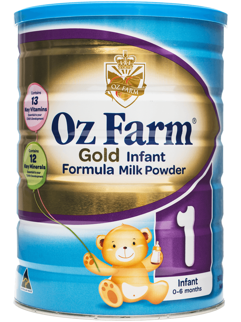 Oz Farm Gold Infant 900g