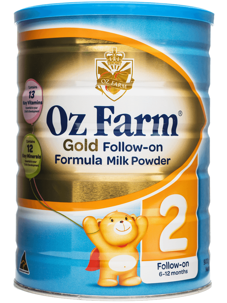 Oz Farm Gold Follow-on Formula 900g