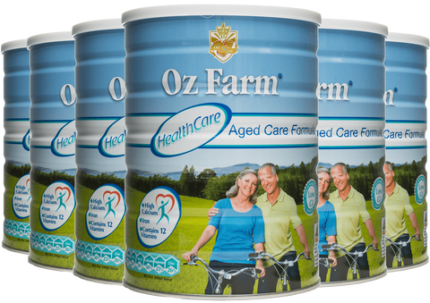 Oz Farm Health Care , Aged Care Formula (6 * 900g)