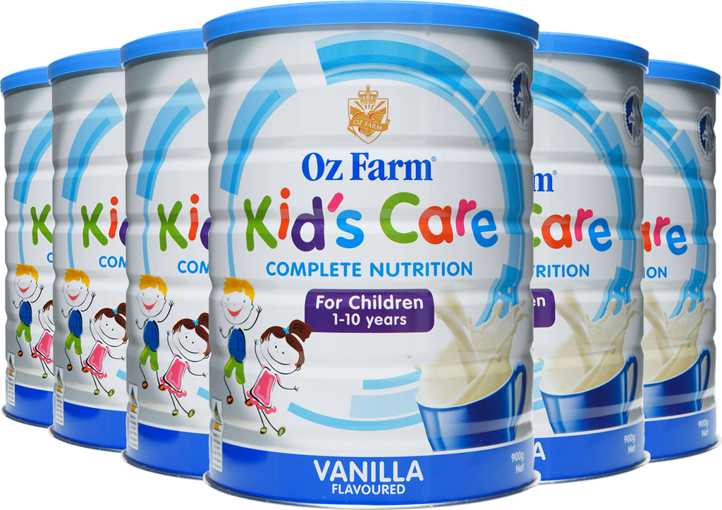 Oz Farm Kid's Care (Boxed 6 Cans, 900g Each)