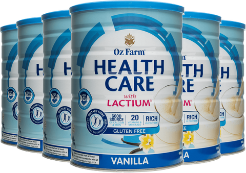 Oz Farm Health Care Formula with Lactium (6 * 900g)