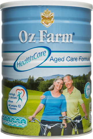 Oz Farm Health Care, Aged Care Formula 900g