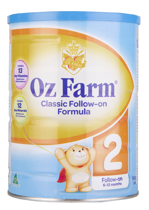 Oz Farm Classic Infant Formula 900g