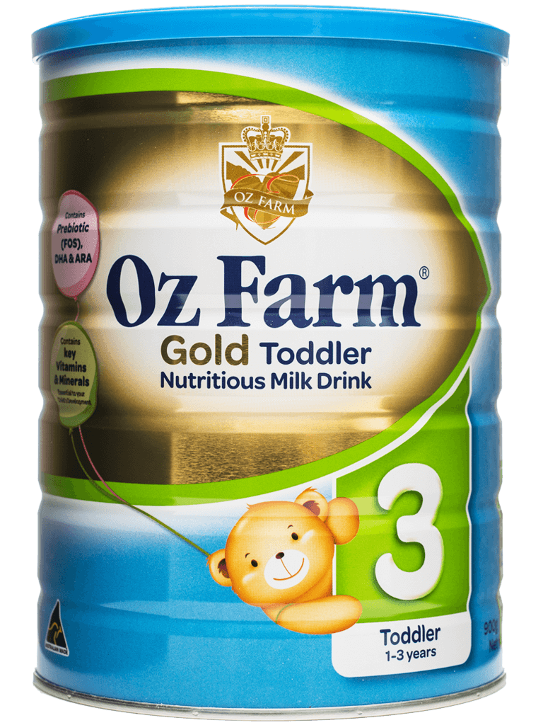 OZ Farm Gold Toddler Formula 900g