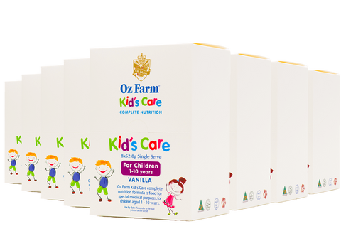 Oz Farm Kid's Care Sachets Carton (8 * 8 * 52.8g)