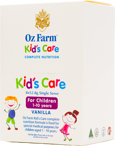 Oz Farm Kid's Care Sachets 8 * 52.8g