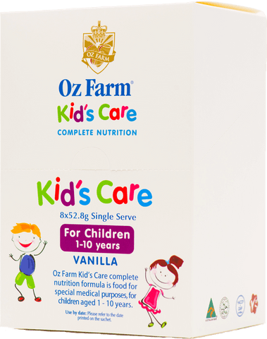 Oz Farm Kid's Care Sachets (8 * 52.8g)