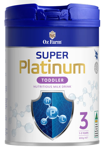 Oz Farm Super Platinum Toddler Formula