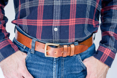 The Three Belts All Men Should Own