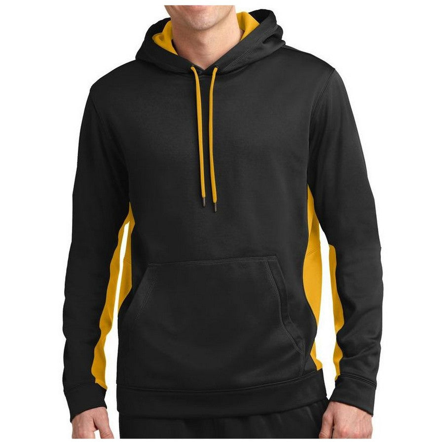 Buy Wholesale Sport Tek Sport Wick Fleece Colorblock Hooded Pullover St235 Online In Usa Wholesalehoodies Directory of sporting goods wholesalers, importers, manufacturers and wholesale products. wholesalehoodies