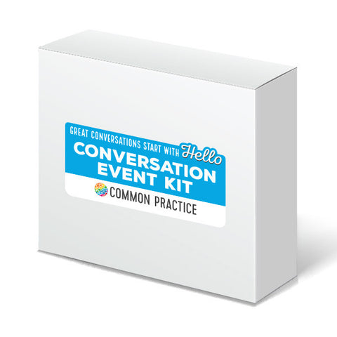 Conversation Event Kits