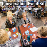 Hello Event Kit: BIG (up to 50 participants)