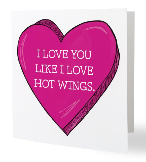 Hot Wing Love