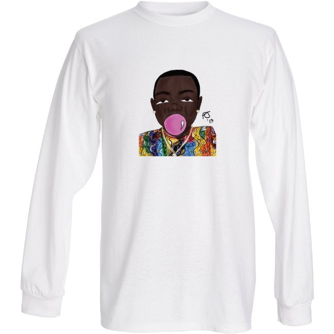 """Pop"" Art Biggie Tee"