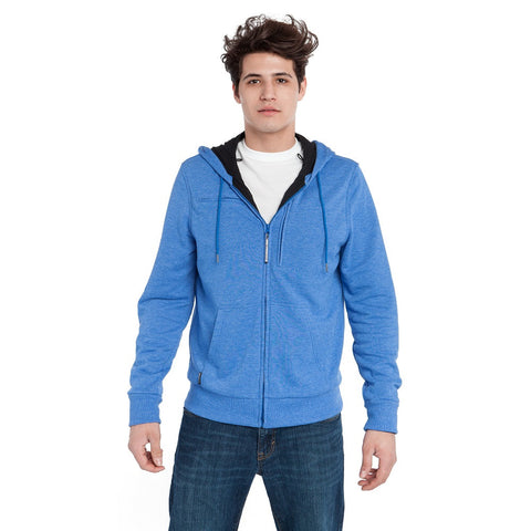 BauBax MensTravel SweatShirt in Blue
