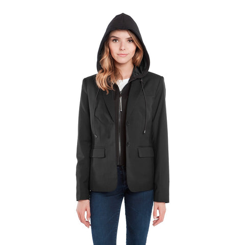 BauBax LadiesTravel Blazer in Black