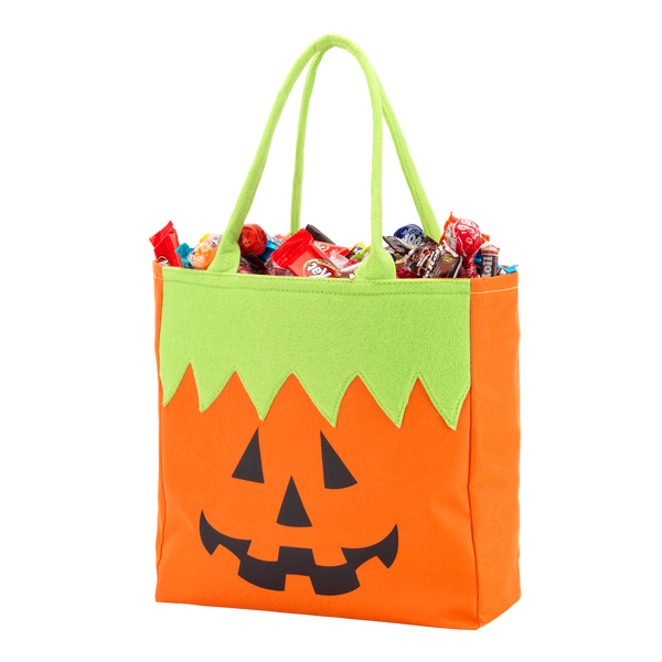 Personalized Halloween Character Totes