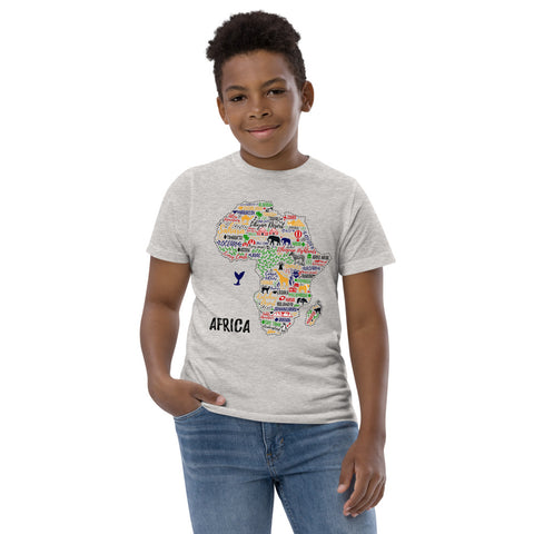 Africa Youth jersey t-shirt