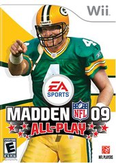 EA Sports Madden NFL 09 All-Play (Wii) | Great Find Collectibles