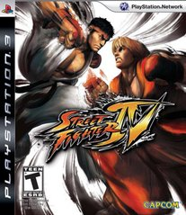 Street Fighter IV (PS3) | Great Find Collectibles
