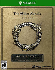 The Elder Scrolls Online Gold Edition (Xbox One) | Great Find Collectibles