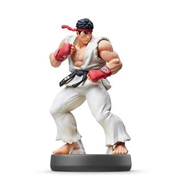 Ryu Super Smash Bros Amiibo | Great Find Collectibles